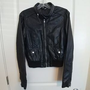 Divided Moto Jacket